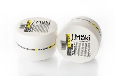 J.Maki Восстанавливающая маска 500 мл
