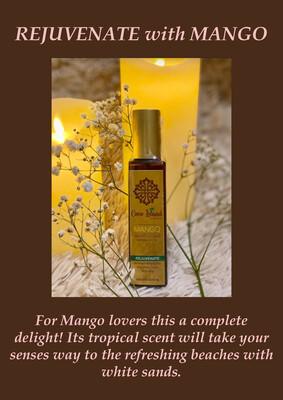 Mango - Virgin Coconut Massage Oil