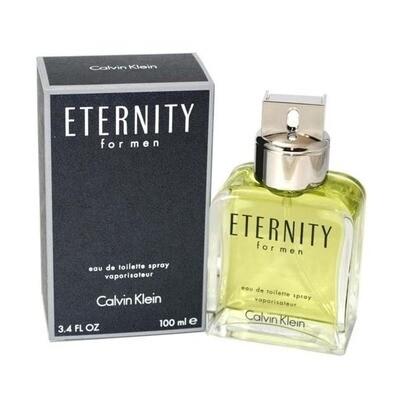 Eternity for Men 100ml Eau De Toilette