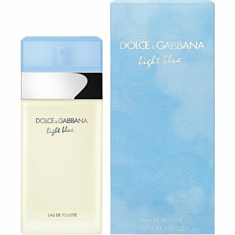 Dolce & Gabbana Light Blue Women 100ml Eau De Toilette
