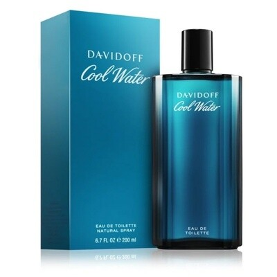 Davidoff Cool Water Eau De Toilette 200ml
