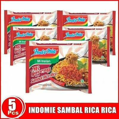 Indomie Sambal Rica Rica Pack of 5