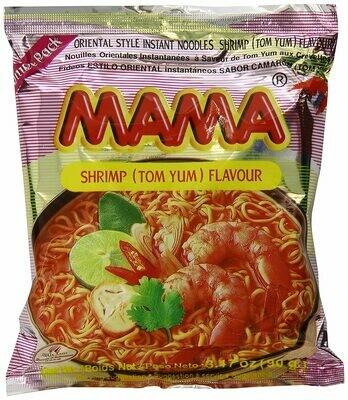 Mama Noodles Shrimp Tom Yum Flavor 60G