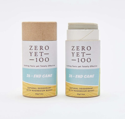 Deodorant Push-up Paper Stick 50gm Z6 End Game