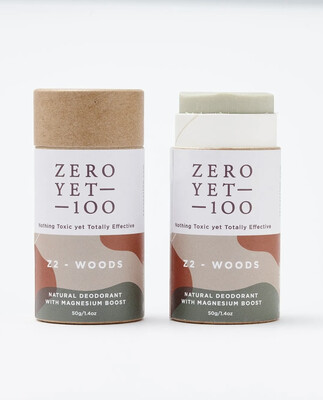 Deodorant Push-up Paper Stick 50gm Z2 Woods