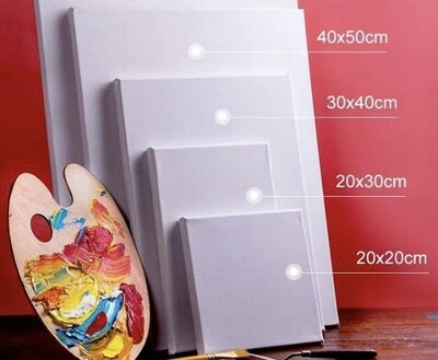 Canvas Painting Board - 4 Sizes