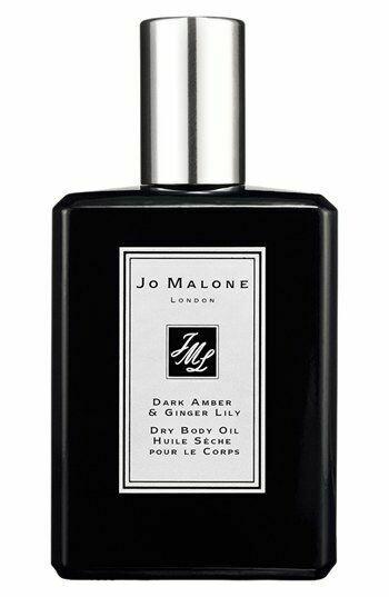Jo Malone London Dry Body Oil Dark Amber & Ginger Lily 100ML