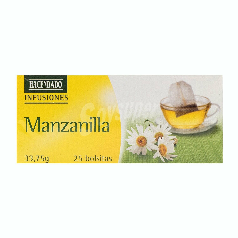 The Chamomile Tea Hacendado 25 Bags