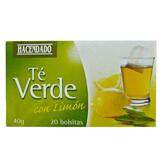 Te Verde Con Limon (Green Tea with Lemongrass)