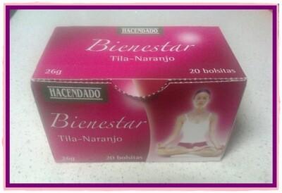 Bienstar (Well Being Tea )
