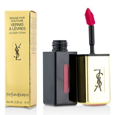YSL Rouge Pur Couture 6ml Glossy Stain Vernis A Levres