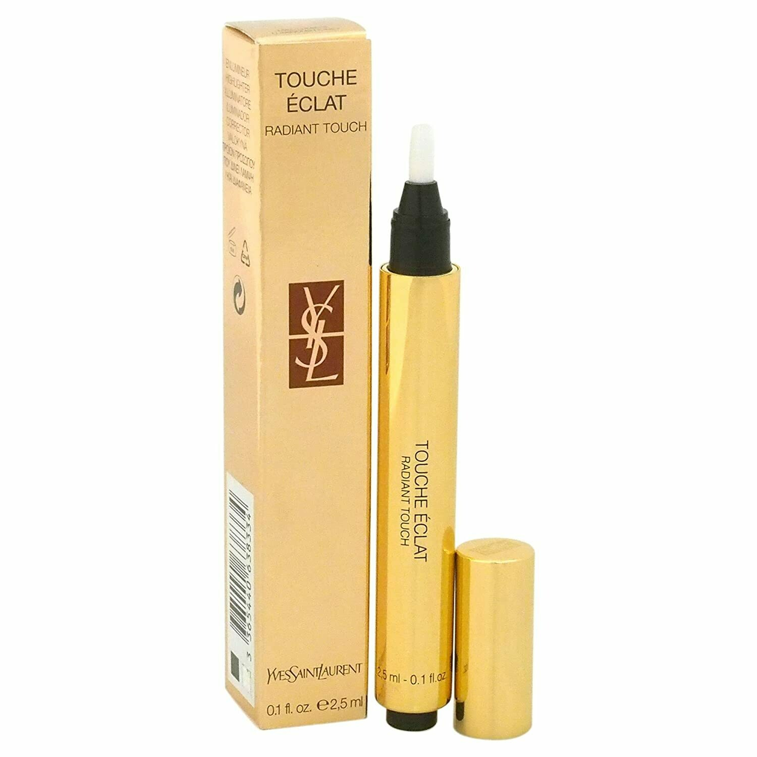 YSL Touche Éclat 2.5 ML Radiant Touch