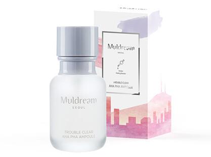 Muldream - Trouble Clear AHA PHA Ampoule 50ml