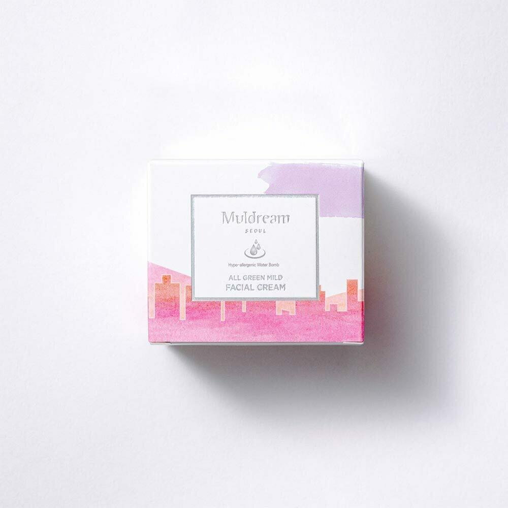 Muldream - Mild Facial Cream 50g