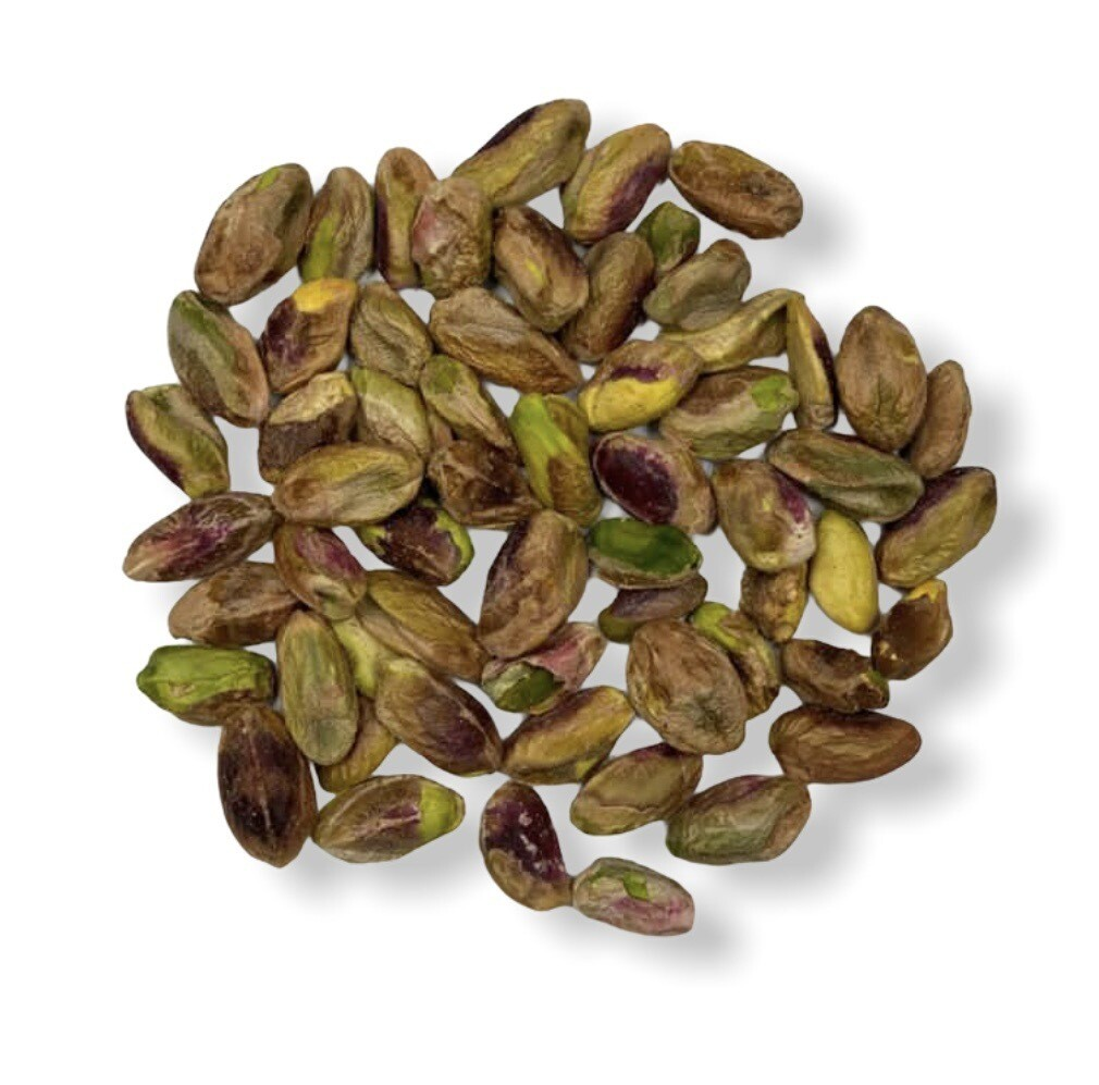 Unsalted Pistachios 400gms (No shell)