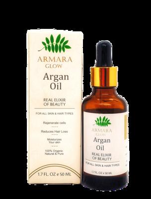 100% Organic Argan Oil 50ml