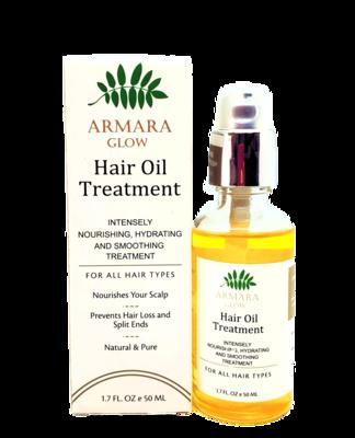 100% Organic Hair Oil Treatment 50ml