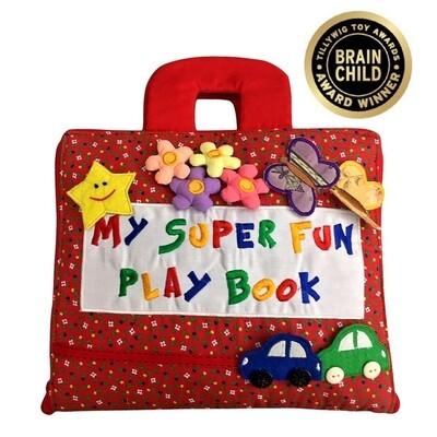 My Super Fun Playbook