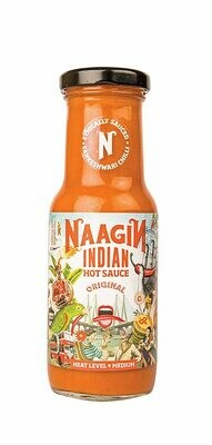 Naagin Hot Sauce Original - The Favourite