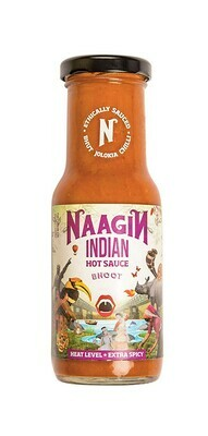 Naagin Hot Sauce Bhoot (Extra Hot) - DO YOU DARE ?