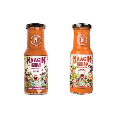 NAAGIN - Bundle (Original+Bhoot)  - OH YEA HOT SAUCE BOSS !!