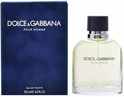Dolce & Gabbana Pour Homme Eau De Toilette 100 ml