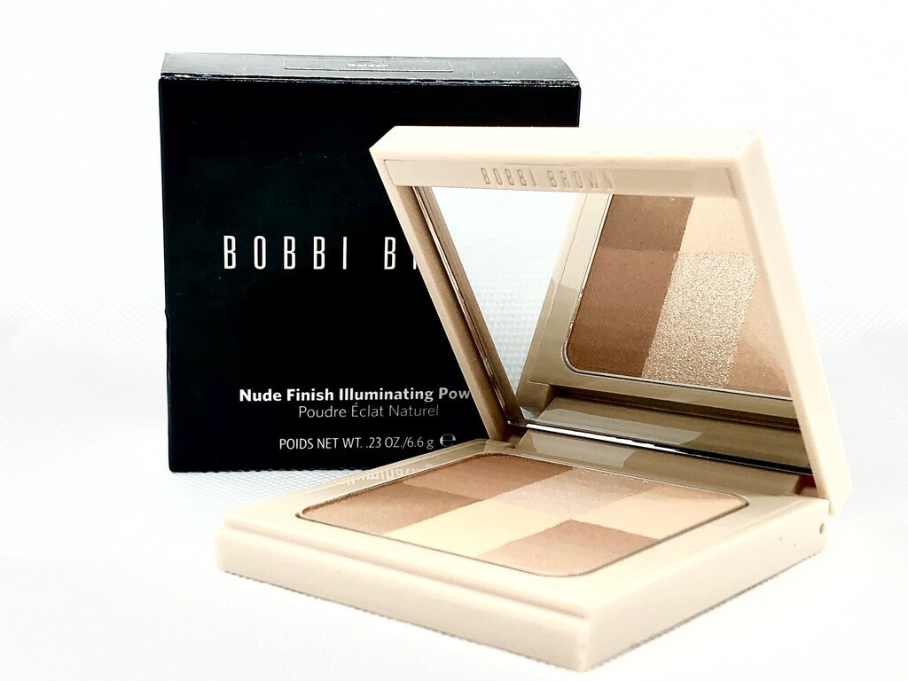 Bobbi Brown - Nude Finish Illuminating Powder - Golden