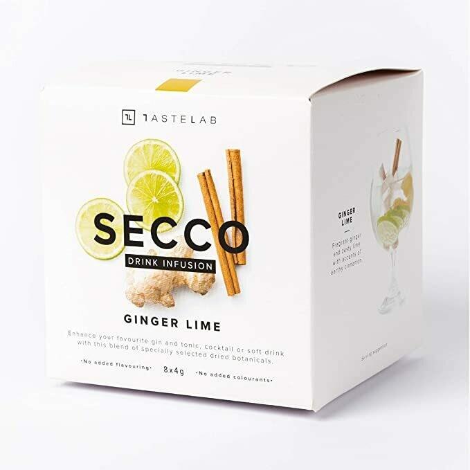 Secco Drink Infusion - 8 Sachets per box