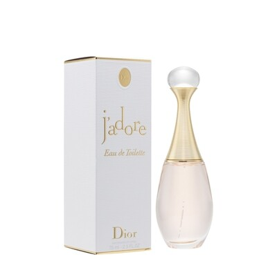 J'adore Dior Eau De Toilette 75ml