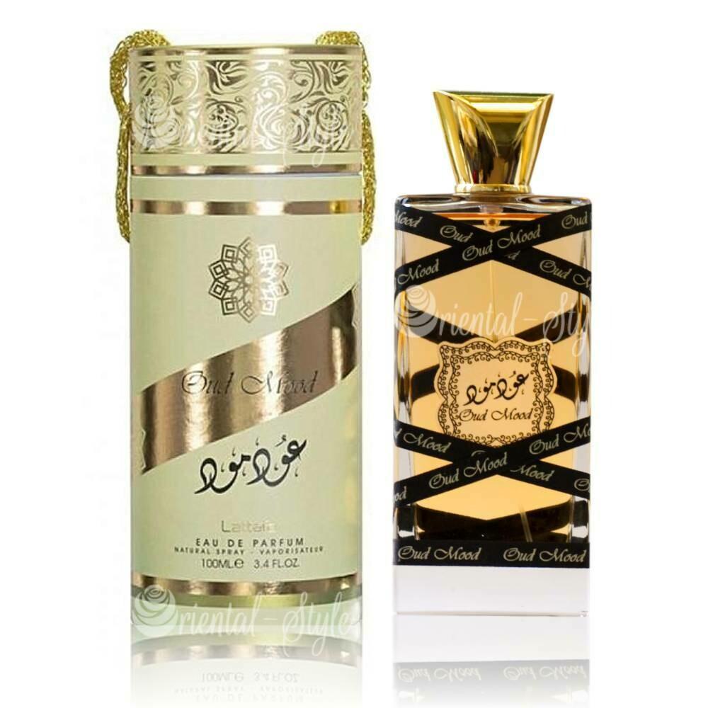 Lattafa Oud Mood Eau De Parfum 100ml