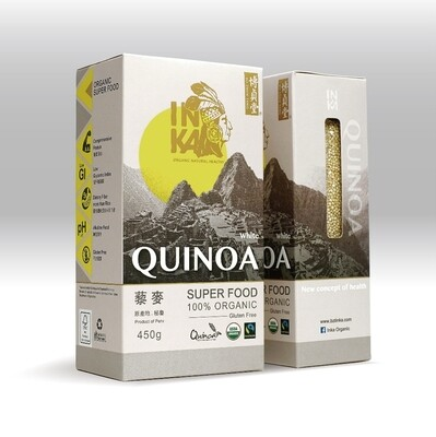 Quinoa White - 450gms