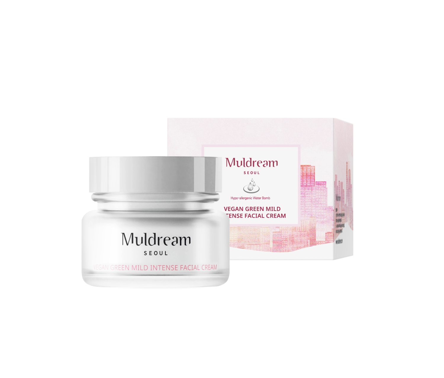 Muldream - Intense Facial Cream 60g