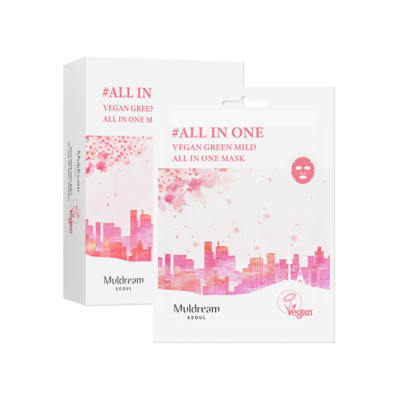 All in one Mask 10pc / Pack