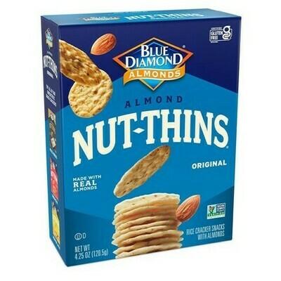 Almond Nut Thins