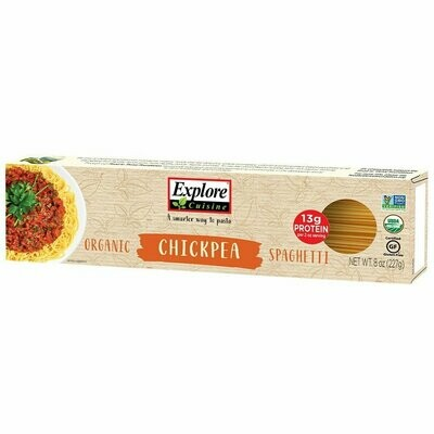 Chickpea Spaghetti - Explore Cuisine 227g