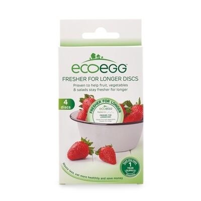 ECOEGG - Fresher for longer Disc (4 Discs Pack)