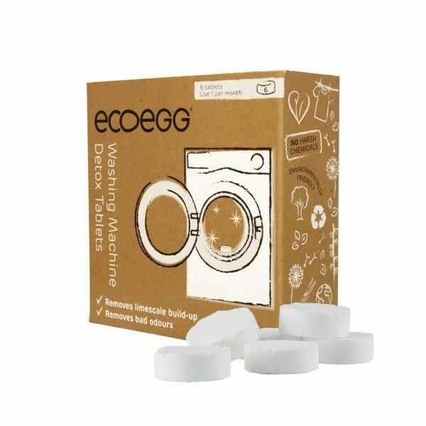 ECOEGG - Washing Machine Detox Tablets