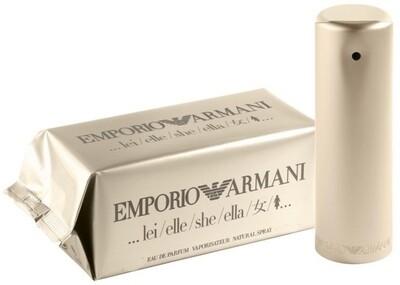 Emporio Armani lei/elle/she/ella EDT 100ml