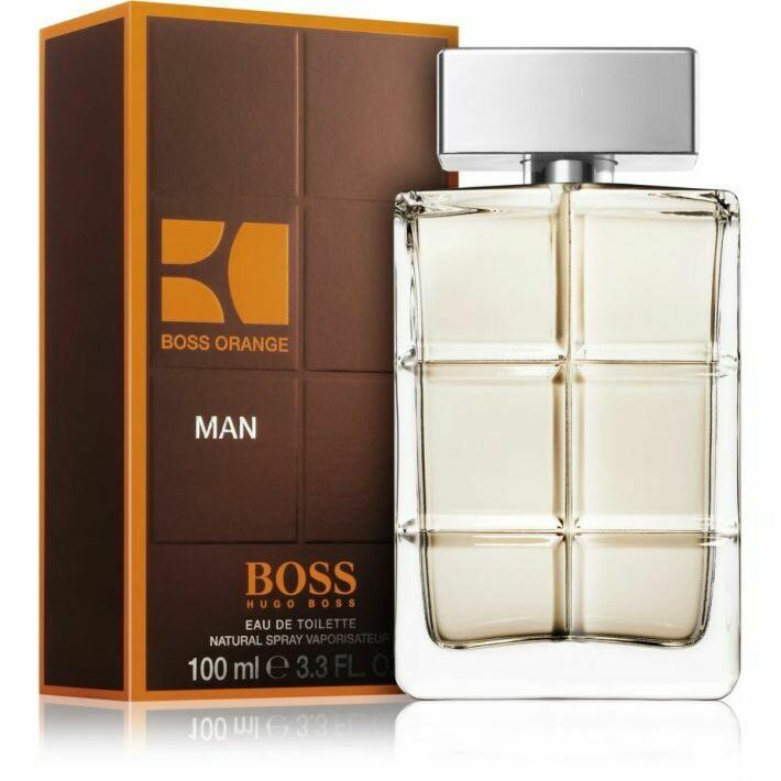Hugo Boss - Boss Orange MAN EDT 100ml