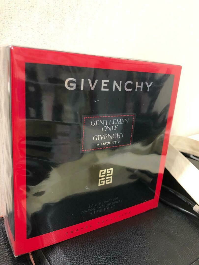 Givenchy Gentlemen Only Absolute - EDP - Travel Exclusive