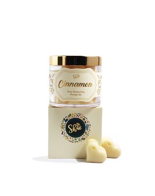 Shae - Cinnamon Massage Bar 80gms