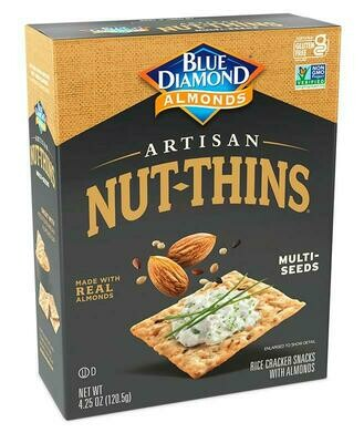 Blue Diamond - Artisan Multi Seeds Crackers - 120gms