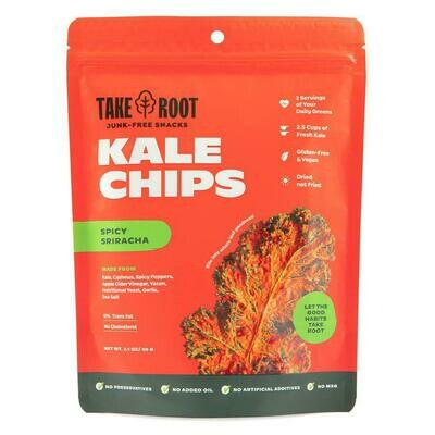 Kale Chips - Spicy Sriracha - 60g