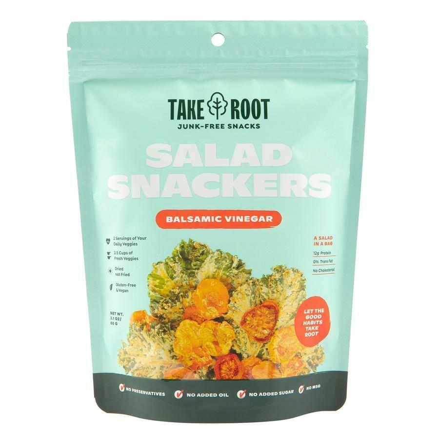 Salad Snackers - Balsamic Vinegar 60gms
