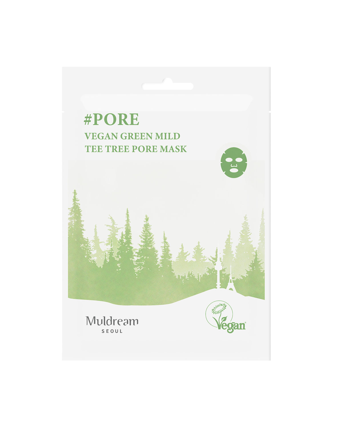 Muldream - Tea Tree Pore Mask