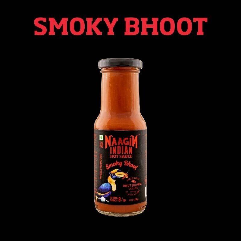 Naagin Hot Sauce Bhoot (Extra Hot) - DO YOU DARE ?