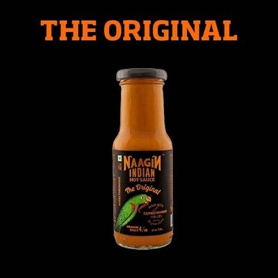 Naagin Hot Sauce Original - The Favourite