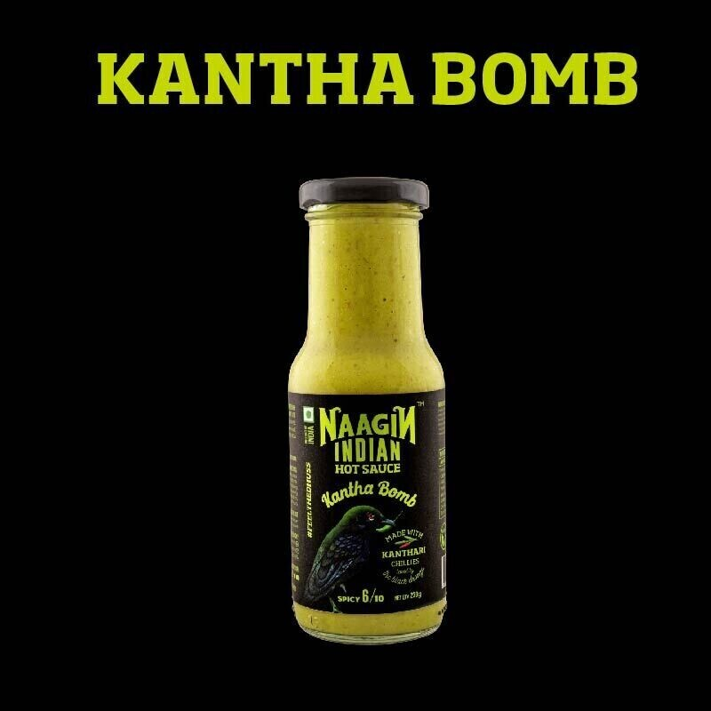 Naagin - Kantha Bomb Medium Spicy 230gms