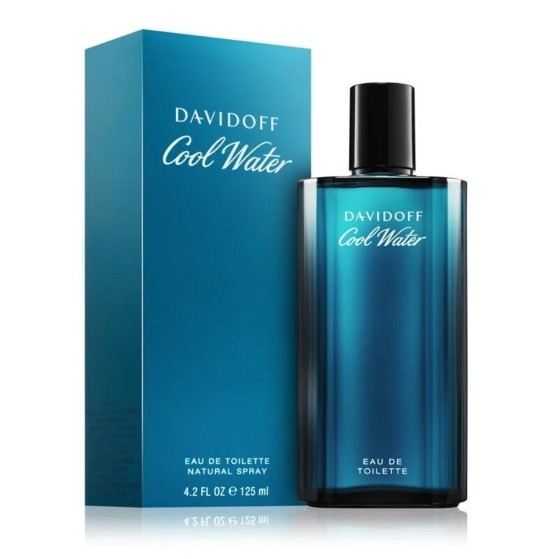 Davidoff Cool Water Eau De Toilette Men 125ml