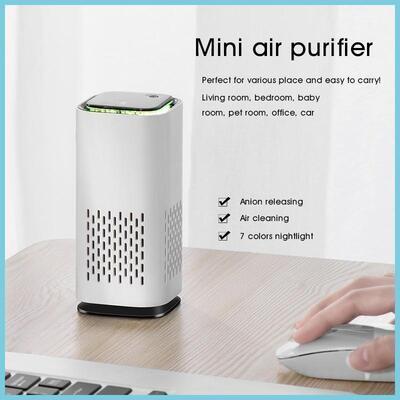 Air Purifier Mini For Room / Car
